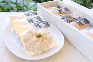 こぶしの花のクッキー ココナッツ¥165