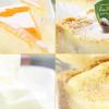 4種類のチーズケーキ
