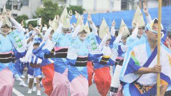 2017年(平成29年度)「第3回 大江戸新座祭り」7/22(土)開催